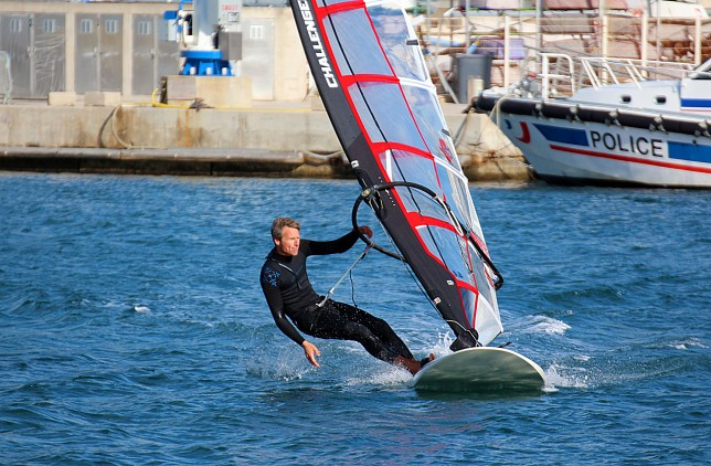 Marseille…RSX and Raceboard trials