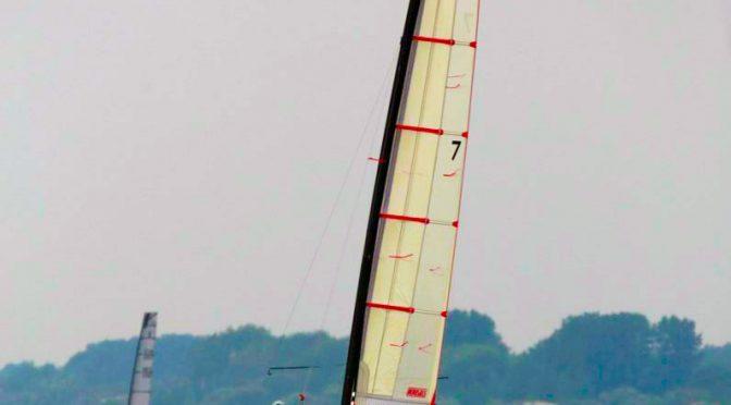 A-Class Wing Sail 2016 2nd proto